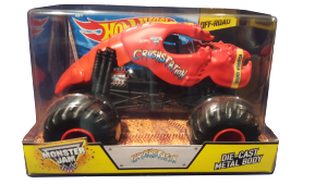 Crushstation 1:24 Scale Hot Wheels