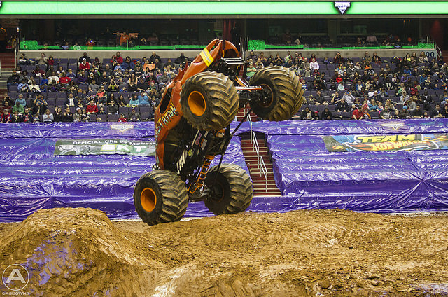 Crushstation Monster Truck | Washington DC 2015