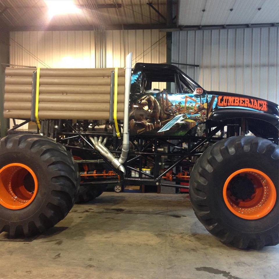 monster trucks ford autos post. Black Bedroom Furniture Sets. Home Design Ideas