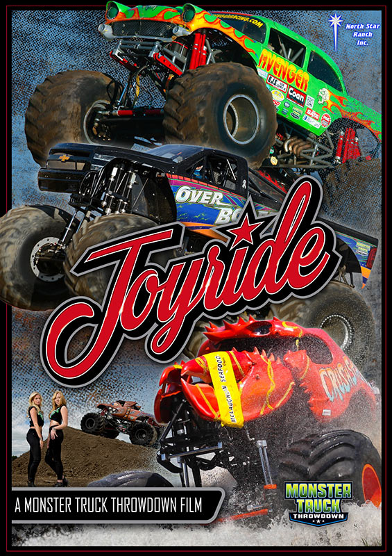 Crushstation - Joyride Monster Truck DVD