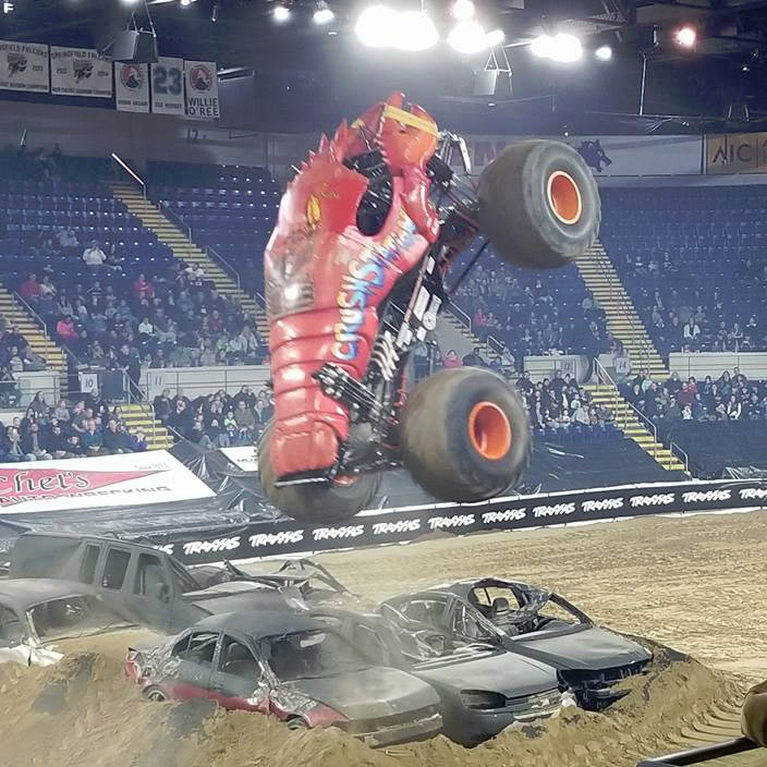 Crushstation - Springfield Traxxas Monster Truck Tour 2018