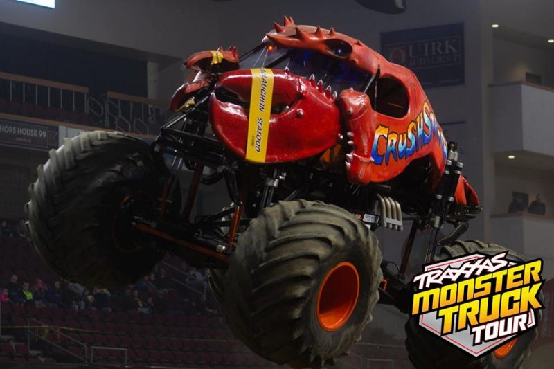 Crushstation - Traxxas Monster Truck Tour Champion 2018